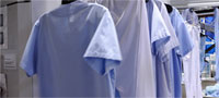 Laundry and workcloth rental